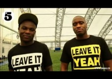 Frimpong and Lethal Bizzle on F2 Show