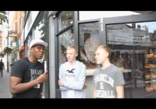 KSI Olajidebt being Awkward in Public