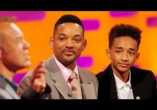 Will & Jaden Smith, DJ Jazzy Jeff and Alfonso Ribeiro Rap! – The Graham Norton Show – BBC One