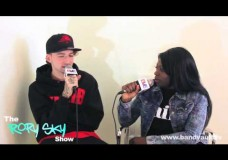 THE RORY SKY SHOW – CASKEY (YMCMB) LONDON INTERVIEW & FREESTYLE
