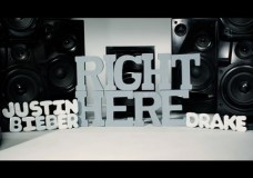 Justin Bieber – Right Here (Lyric Video) ft. Drake