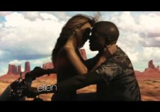 Kanye West – Bound 2 .Ft Kim Kardashian [Official Video] (Video Ellen DeGeneres Show) HD