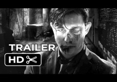 Sin City: A Dame To Kill For Official Trailer #1 (2014)