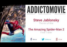 The Amazing Spider-Man 2 – Final Trailer Music #1 (Steve Jablonsky – The Art of War)