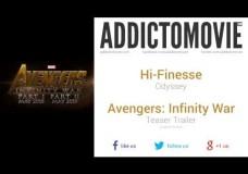 Avengers: Infinity War – Teaser Trailer Music #1 (Hi-Finesse – Odyssey)
