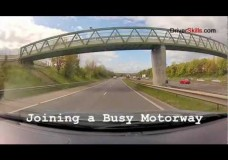 How to Drive on a Motorway. Advanced Driving Tips