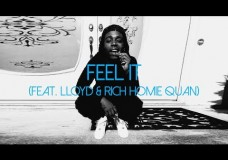 Jacquees – Feel It feat. Lloyd & Rich Homie Quan (Lyrics)