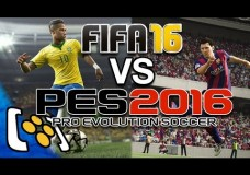 FIFA 16 vs PES 16: Which Is Best?