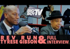 "Rev Run & Tyrese on ""It's Not You, It's Men"", Oprah Winfrey, And More! (Full Interview) 