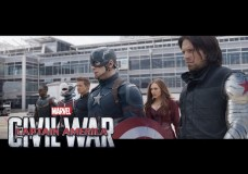 Marvel's Captain America: Civil War – Big Game Spot