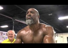 Shannon Briggs Workout