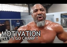 Shannon Briggs | Motivation & Life advices #LETSGOCHAMP