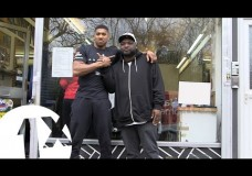 Anthony Joshua: In The Barber's Chair