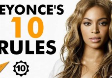 Beyonce's Top 10 Rules For Success (@Beyonce)