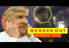 UNCLE ED – WENGER OUT [MUSIC VIDEO] ARSENAL DISS #PARODY