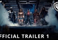 Justice League – Official Trailer 1 – Warner Bros. UK