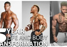 5 Year Body/Life Transformation | Motivational Video |Terron F.Beckham