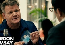 Gordon Ramsay Finds Traces of Cocaine In His Own Restaurant