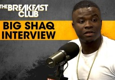 The Man Behind Big Shaq Tells His Story, Responds To Shaquille O'Neal