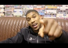 'YOU DON'T HAVE TO FEAR ME – BUT YOU WILL RESPECT ME!' – ANTHONY JOSHUA RESPONDS TO DEONTAY WILDER