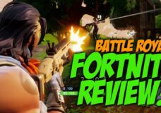 "Fortnite: Battle Royale – Review – ""Is it any good?"""