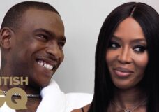 Naomi Campbell and Skepta on the first time they met | British GQ