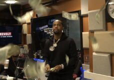 Safaree Makes It Rain On The Breakfast Club, Drops New Single